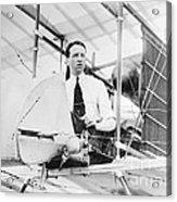 Thomas Sopwith, British Aviation Pioneer Acrylic Print