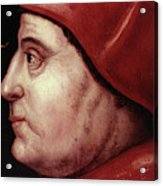 Thomas Wolsey (c1475-1530) Acrylic Print