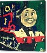 Thomasthetankengine Acrylic Print