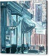 Thompson Street Acrylic Print