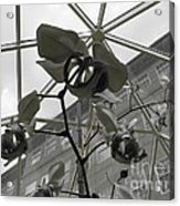 Thorns  Acrylic Print