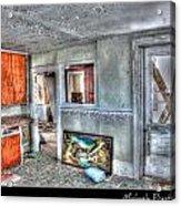 Thornton House 2 Acrylic Print