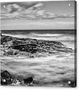 Thornwick Bay 3 Acrylic Print