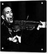 Thoth Y Violin Acrylic Print