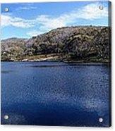Threadbo Lake Panorama - Australia Acrylic Print