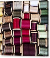 Threads I Acrylic Print