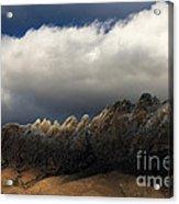 Threatening Skies Acrylic Print