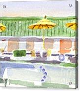 Three Amigos II Acrylic Print