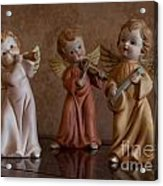 Three Angels Acrylic Print