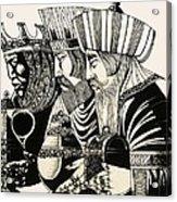 Three Kings Acrylic Print