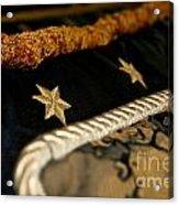 Three Stars Acrylic Print