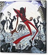 Thriller V2 Acrylic Print