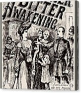 Thrilling Life Stories For The Masses 1892 Acrylic Print