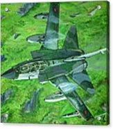 Thunder In The Valleys Acrylic Print