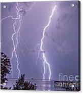 Thunderation Acrylic Print