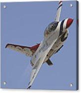 Thunderbird Sneak Pass Acrylic Print