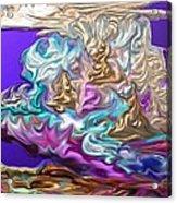 Thunderhead 3 Acrylic Print