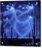 Thunderheart Acrylic Print