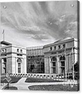Thurgood Marshall Federal Judiciary Building Acrylic Print