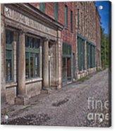 Thurmond West Virginia Acrylic Print