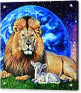 Thy Kingdom Come Acrylic Print