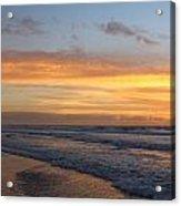 Topsail Island Sunup 2 Acrylic Print