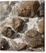 Tide Pools Of Shell Beach California Acrylic Print