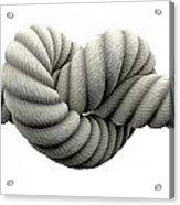 Tie The Knot Acrylic Print