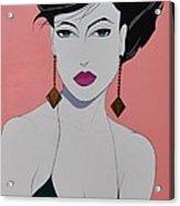 Tiffany Acrylic Print by Patrice Clark