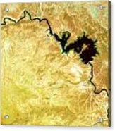 Tigris River Iraq Acrylic Print