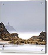 Tillamook Head Lighthouse Acrylic Print