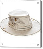Tilley Hat Acrylic Print