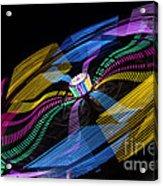 Tilt A Whirl Acrylic Print