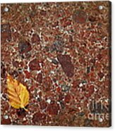 Time And Eternity Acrylic Print by The Stone Age