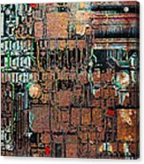 Time For A Motherboard Upgrade 20130716 Acrylic Print