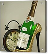 Time For A Night On The Town Acrylic Print