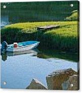Time For Fishing Acrylic Print