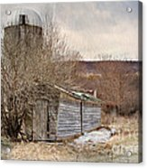 Time Gone By  Acrylic Print