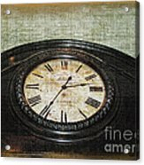 Time Is Fleeting Acrylic Print