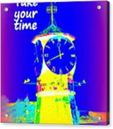 It's The Time Of Our Life Acrylic Print