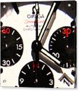 Time Piece - 5d20658 Acrylic Print