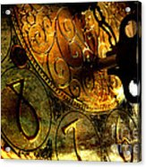 Time Secrets Acrylic Print