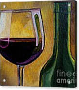 Time To Unwind Acrylic Print