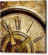 Time Travel Acrylic Print
