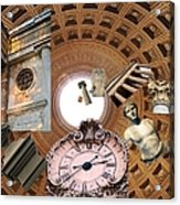Time Tunnel Acrylic Print