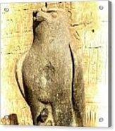 Timeless Horus Acrylic Print