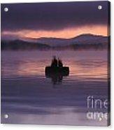 Timothy Lake Serenity Acrylic Print
