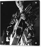 Tin Machine - David Bowie Acrylic Print