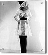 Tin Pan Alley, Alice Faye, 1940, Tm & Acrylic Print