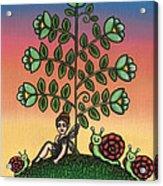 Tinas Family Acrylic Print
